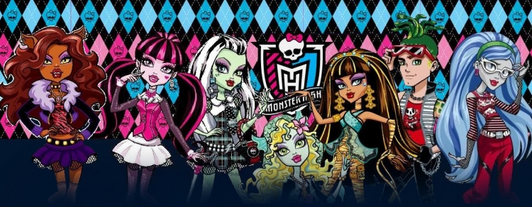 Best monster high škola monster high™